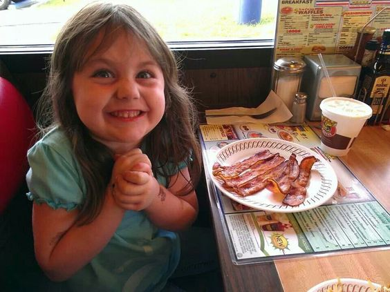Bacon.....? For breakkkkffaasSSSSTTTTT?!!?!?! YESSSSSSSSSSS!