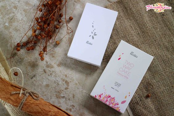 Fanbo Two Way Cake / Bedak Fanbo Cosmetic