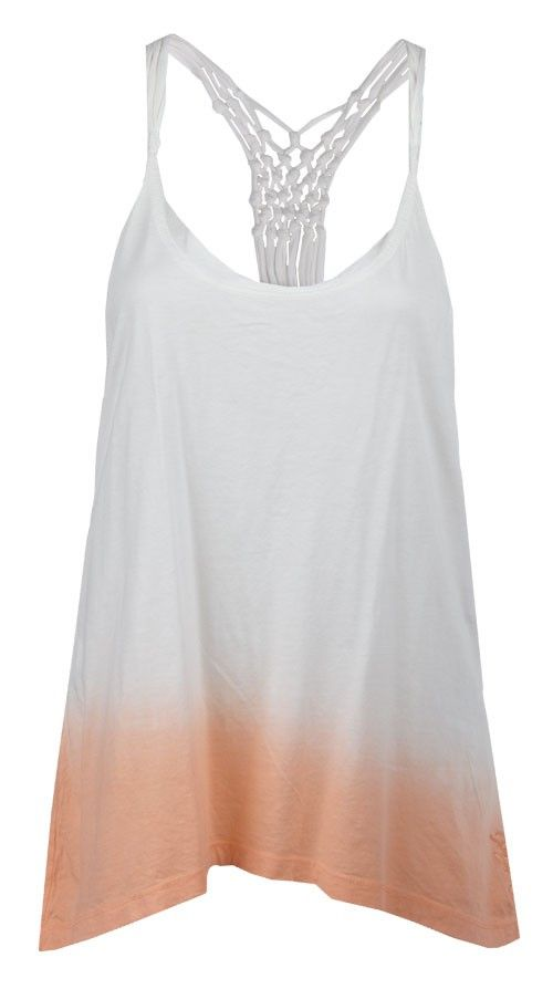 The Rip Curl Del Sol Tank is the perfect companion for a day of fun in the sun. With a hi-lo hemli......Price - $39.50-vVSGVrq2