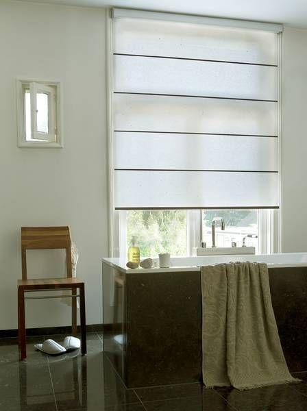 Bad Fenstervorhang Inspirierende Bilder Bad Mit Privatsphare Decofacto Badezimmer Ohne Fenster Asiatische Wohndekorationen Haus Deko