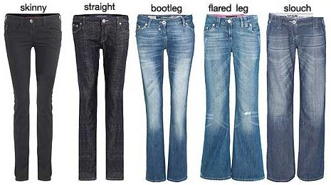bootcut jeans explained