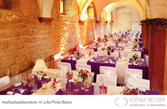 Romantische Hochzeitsdekoration Ideen 2015