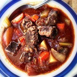 Five Star Venison Stew Recipe