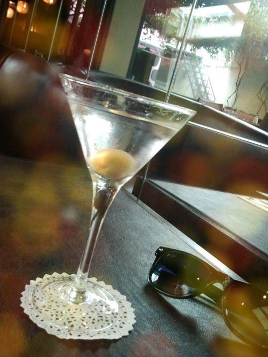 J´adore Dry Martini.