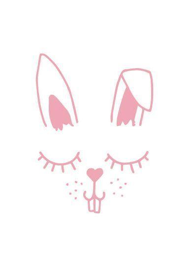 Malen Kinder Plotterdatei Hasengesicht Chalk Art Chalk Art Animals Hasengesicht Kinder Malen Plotterdatei In 2020 Chalk Art Painting Crafts Bunny Pictures