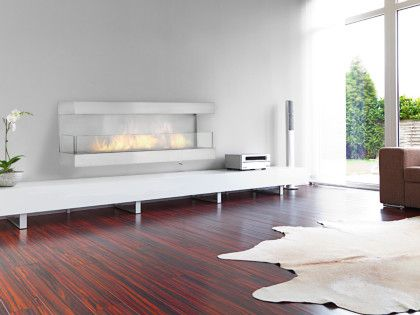 The o'jays, Ethanol fireplace and Fireplaces on Pinterest