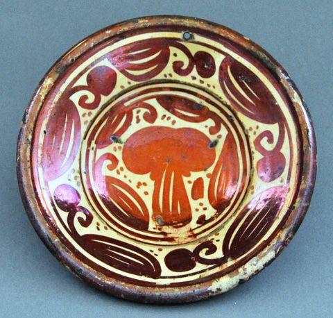 Platos de ceramica de manises antique ceramics - Platos de ceramica ...