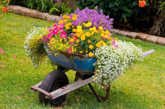 Jardines en espacios pequeños