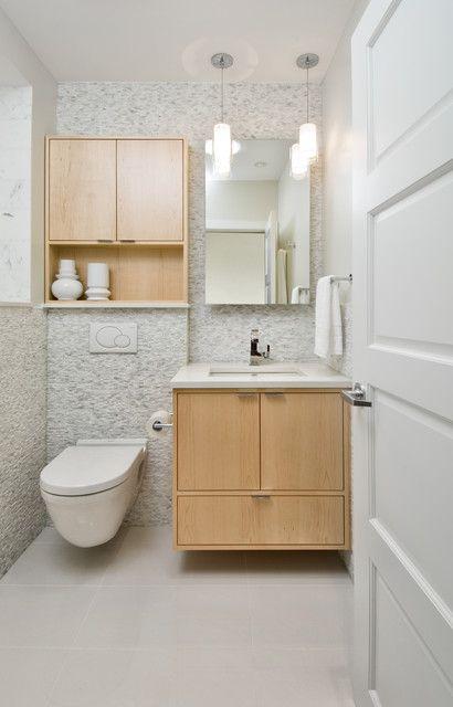 45 Modern Bathroom To Update Your Home interiors homedecor interiordesign homedecortips