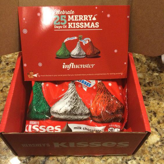 Merry kissmas! Influenster