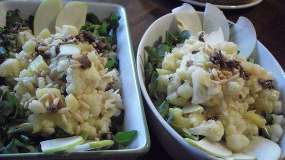 Insalata cavolfiore e patate