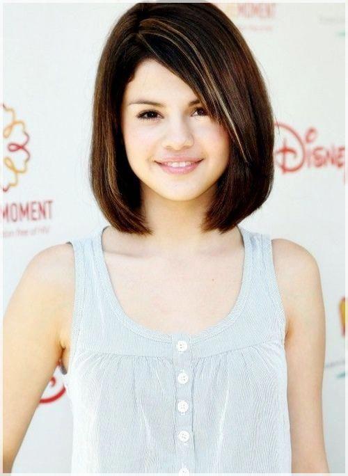 Short Hairstyles For Girls Shoulder Length