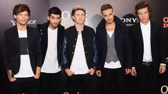 Zayn, Niall & Liam