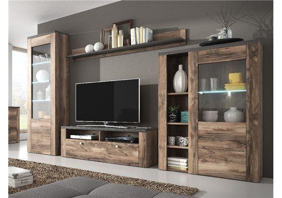 Ensemble Meuble Tv Design Aleron Meuble Tv Design Ensemble Meuble Tv Salons Zen