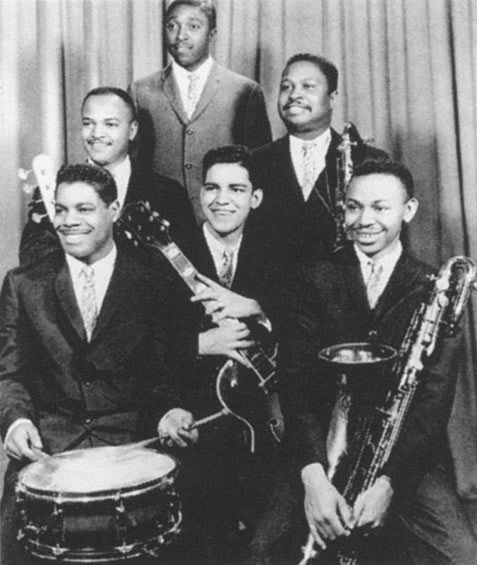 Motown's legendary Funk Brothers, the studio musicans behind all the hits