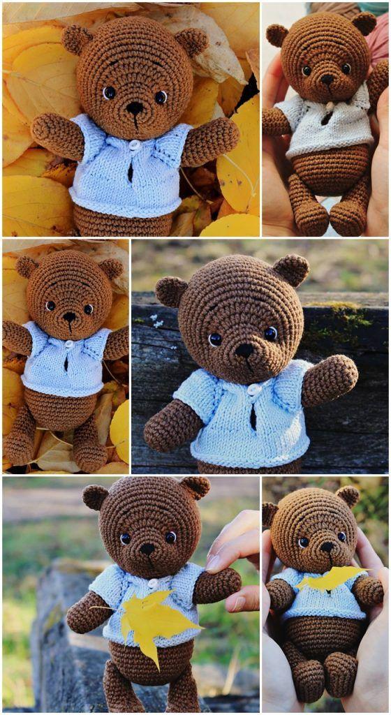 Free Japanese Craft Patterns: Rilakkuma Relax Bear, Korilakkuma ...   1024x560