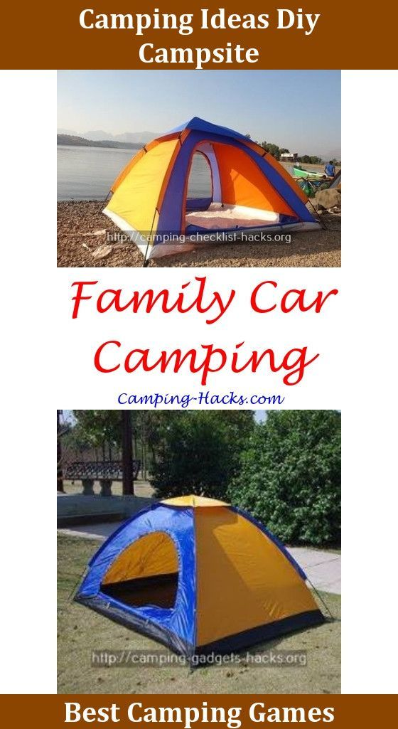 tent camping ideas kids happy campers