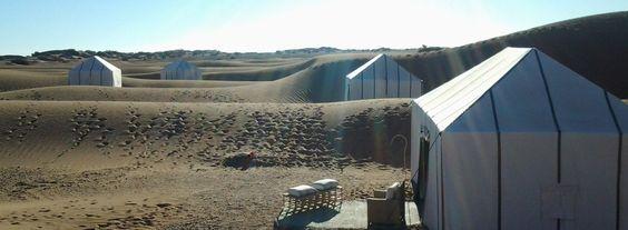 Bivouac Gazelle d'Or - Ouarzazate