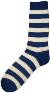 「sock BLUE white」の画像検索結果