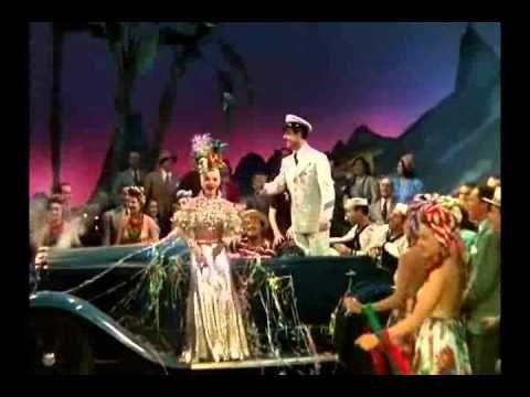 """Carmen Miranda: That Night In Rio (1941) - """"Chica Chica Boom Chic"""""""