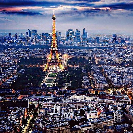 Makes me so sad what's happening to this beautiful city ❤️ Terror of any kind is wrong. #prayforparis and my thoughts go out to all of you affected by these horrible events that has happened tonight. Stay strong Paris!