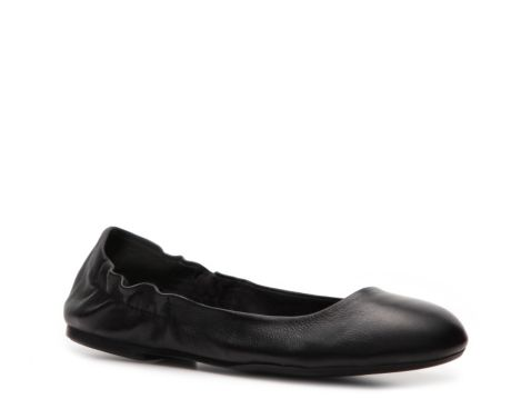 Cute Flat shoe!   BCBG Paris Mahgie Leather Flat