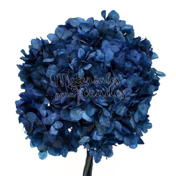 Hortensia preservada con 4-6 tallos muchos colores y combinados 13€