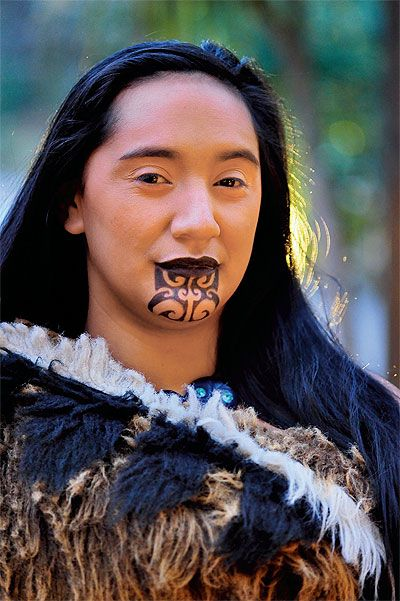 What Does The Maori Chin Tattoo Mean: Very Interesting And Tattoos And Body Art On Pinterest
