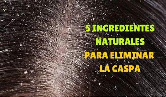 Cómo eliminar la caspa con ingredientes naturales - Mejor con Salud