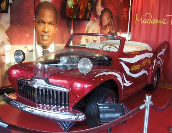 grease lightning movie car 1950s pinterest lightning movie cars and cars. Black Bedroom Furniture Sets. Home Design Ideas
