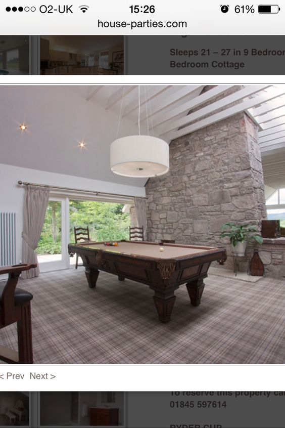 Love The Grey Tartan Carpet Flat Decor Snug Room Living Room Carpet