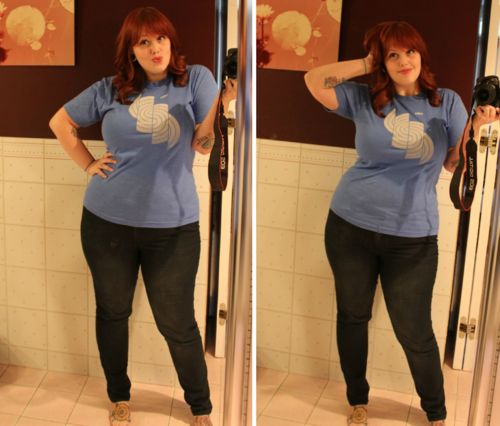 Skinny jeans on a fat girl - Skinny Jeans On A Fat Girl – Global Trend Jeans Models
