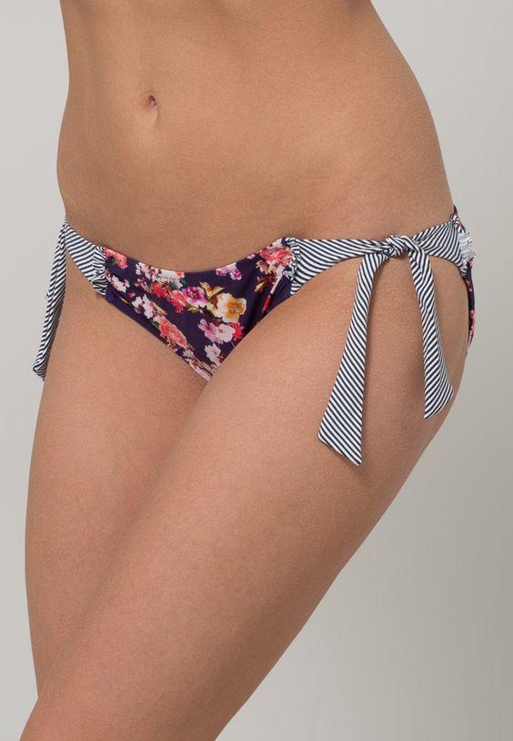 ¡Cómpralo ya!. watercult BOHEMIAN Parte de abajo bikini indigo blossom.  , bikini, bikini, biquini, conjuntosdebikinis, twopiece, trisuit. Bikini  de mujer color multicolor de Watercult.