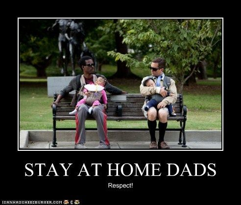 argumentative stay at home fathers The number of stay-at-home dads has doubled since 1989, according to much- heralded new research from the pew foundation but don't get.