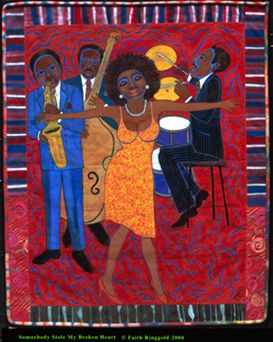 ringold girls Tar beach [faith ringgold] the quilts are beautiful and the young girl is inspiring i met faith ringgold at an art quilt conference in madison.