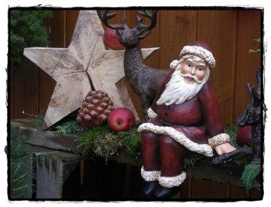 ...dann kommt der Weihnachtsmann zu uns ...ich w?nsche Euch allen ein sch?nes letztes Advent-Wochenende...bin im Moment am Arbeiten und komme nicht zum kommentieren der ganzen sch?nen Bilder...ab Montag muss ich noch in den Nachtdienst bis zum ersten Feiertag ...dann habe ich den Rest des Jahres frei und auch wieder ein bisschen mehr Zeit...bis dahin LG Andrea