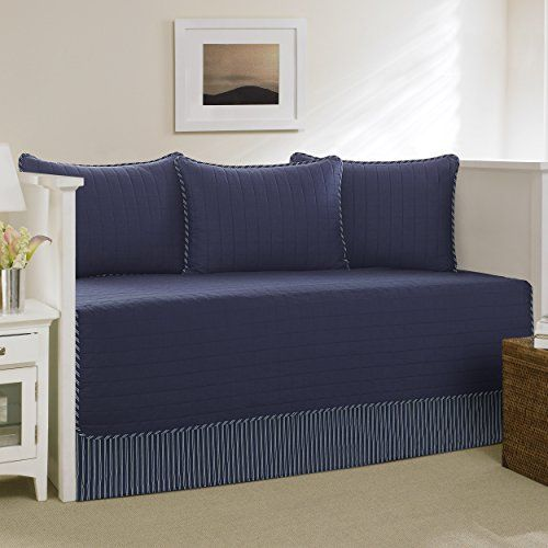 Nautica Maywood 5 Piece Daybed Cover Set Twin Navy Nautica Https Www Amazon Com Dp B073mfrcyp Ref Cm Sw R Pi Dp Daybed Sets Daybed Covers Daybed Cover Sets