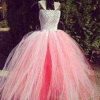 Three Toned Tulle Dress   9thandelm. #dress #clothes 9thelm.com