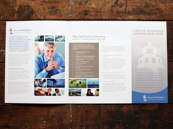 427 Design » Collateral » Lighthouse Captives