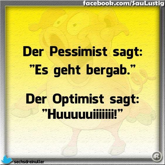 funpot: Pessimist und Optimist.jpg von SauLustig