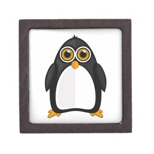 Penguin Premium Keepsake Box