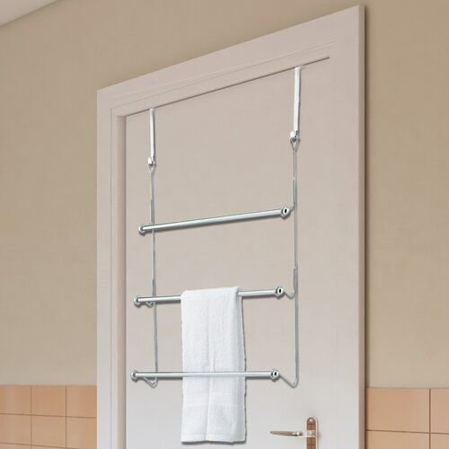 Cavazos 60cm Over The Door Towel Rail Rebrilliant In 2020 Towel