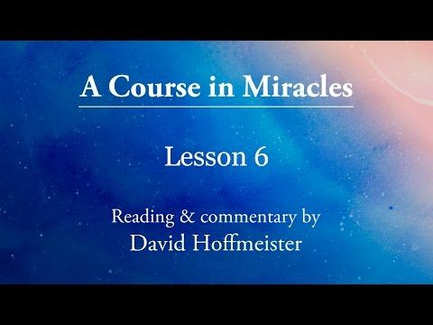 Acim Lessons Text And Insights David Hoffmeister A Course In