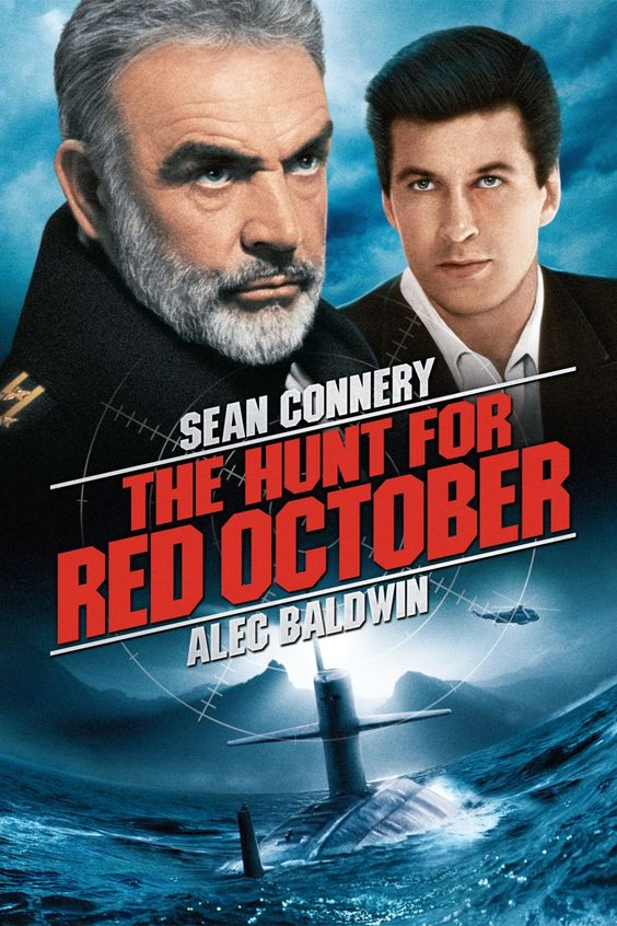 The Hunt for Red October. One of my all time favourite films.