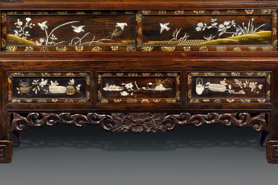 Antique Japanese Furniture, Meiji Antiques, Japanese Meiji Cabinet ~ M.S. Rau Antiques