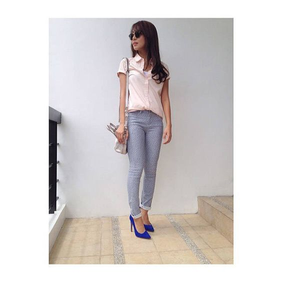 Kathryn Bernardo Style Jasmine Other And The Outfit On Pinterest