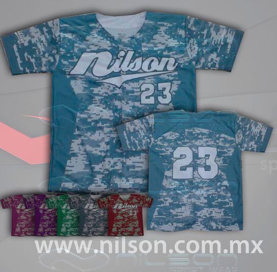 nilson camuflage beisbol