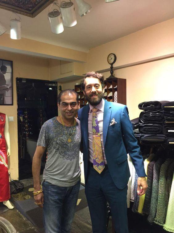 Bespoke Tailoring - Tony the Tailor