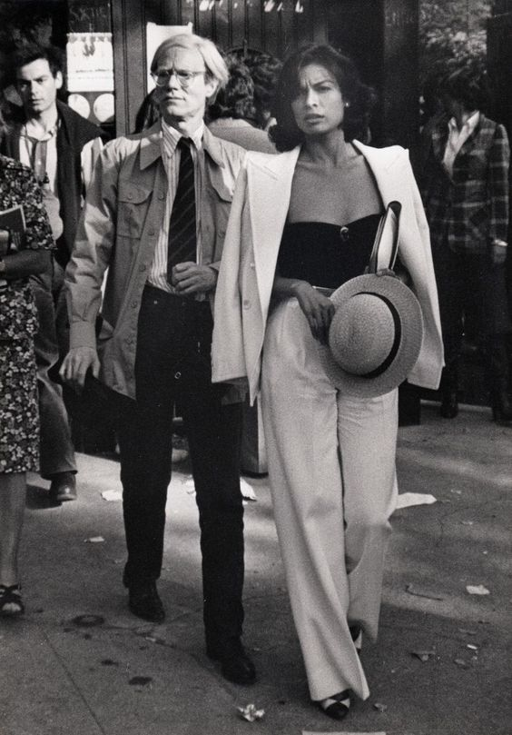 Re-SEE Inspiration | Bianca Jagger