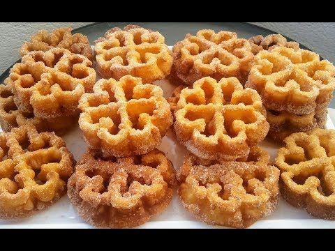 Flores De Carnaval Extremeñas Beatriz Cocina Youtube Dulces De Sarten Postres Fritos Receta De Galletas Caseras